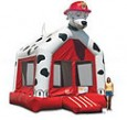 Dalmation Dog Inflatable
