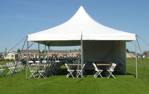 15x15 Pole Tent This Is Media G Amp K Event Rentals