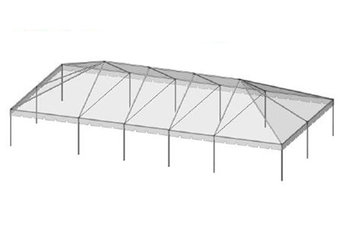 30x60 Frame Tent This Is Media G Amp K Event Rentals