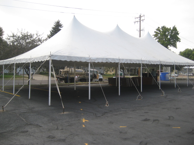 30x60 Pole Tent This Is Media G Amp K Event Rentals
