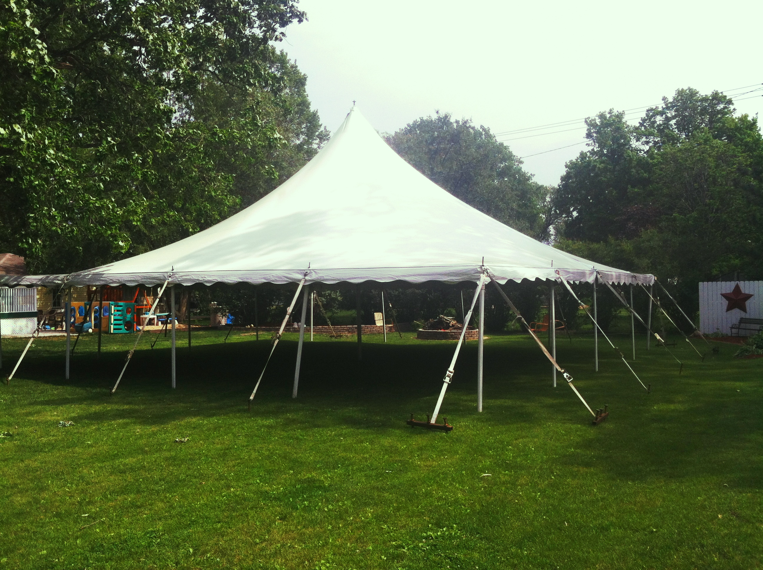 40 x 40 pole tent & 40 x 40 pole tent - THIS IS MEDIA - G u0026 K Event Rentals