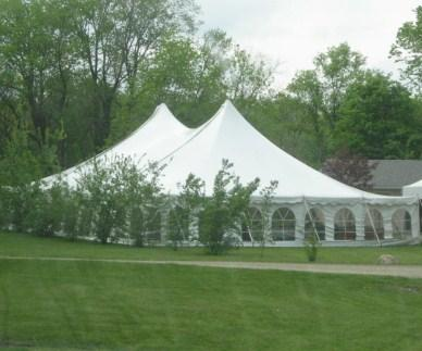 40x60 Pole Tent This Is Media G Amp K Event Rentals