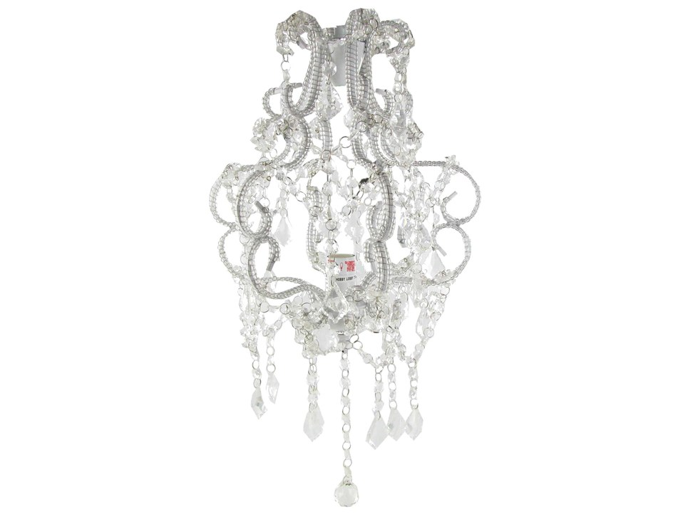 Small crystal Chandelier - THIS IS MEDIA - G & K Event Rentals
