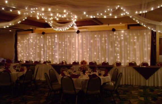 Backdrops (Pipe & Drape) - Rent today with G & K Event Rentals