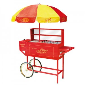 Hot Dog Cart This Is Media G Amp K Event Rentals