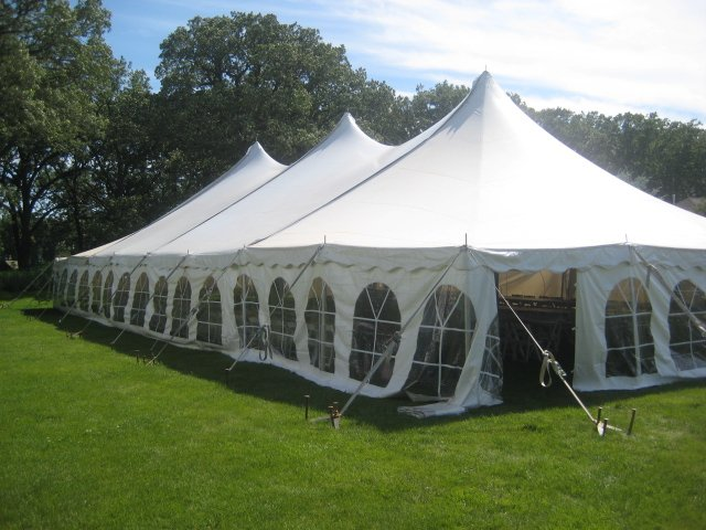 40x80 Pole Tent This Is Media G Amp K Event Rentals
