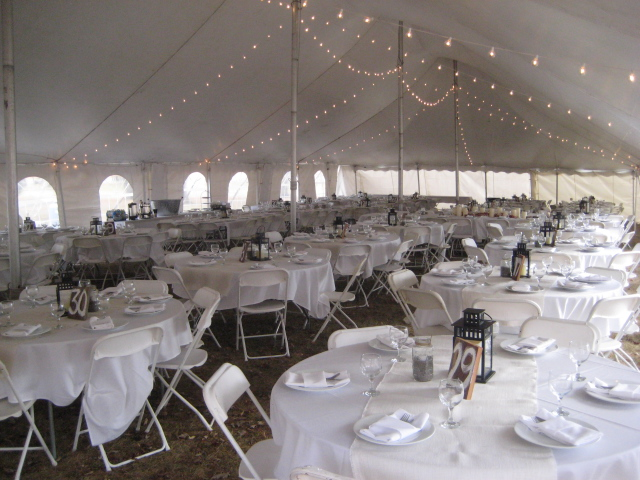 October Barn And Tent Wedding Rent Today G Amp K Event
