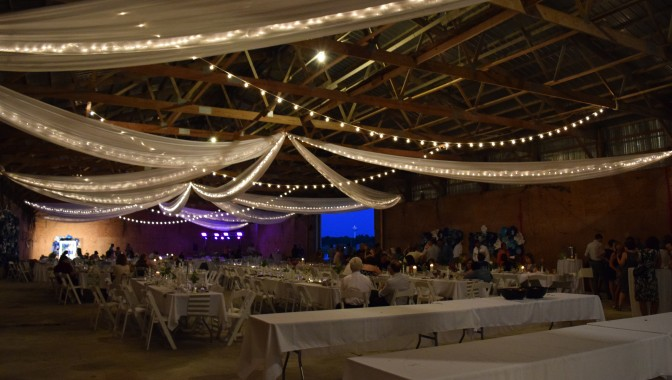 Machine Shed Weddings! - Rent Today! - G & K Event Rentals