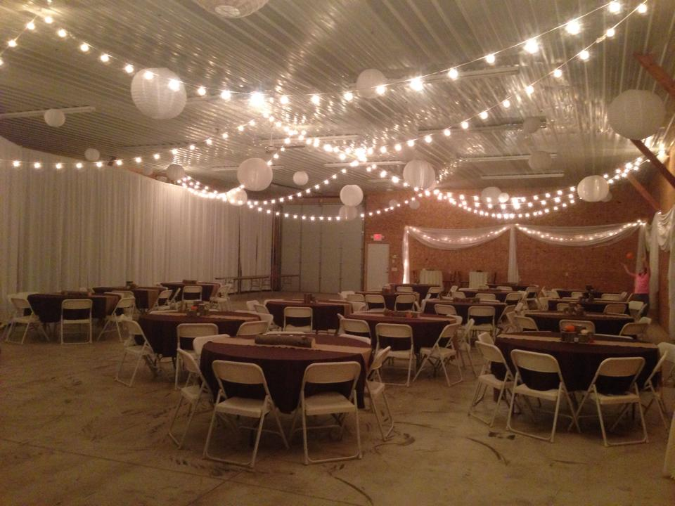 Machine Shed Weddings Rent Today G Amp K Event Rentals