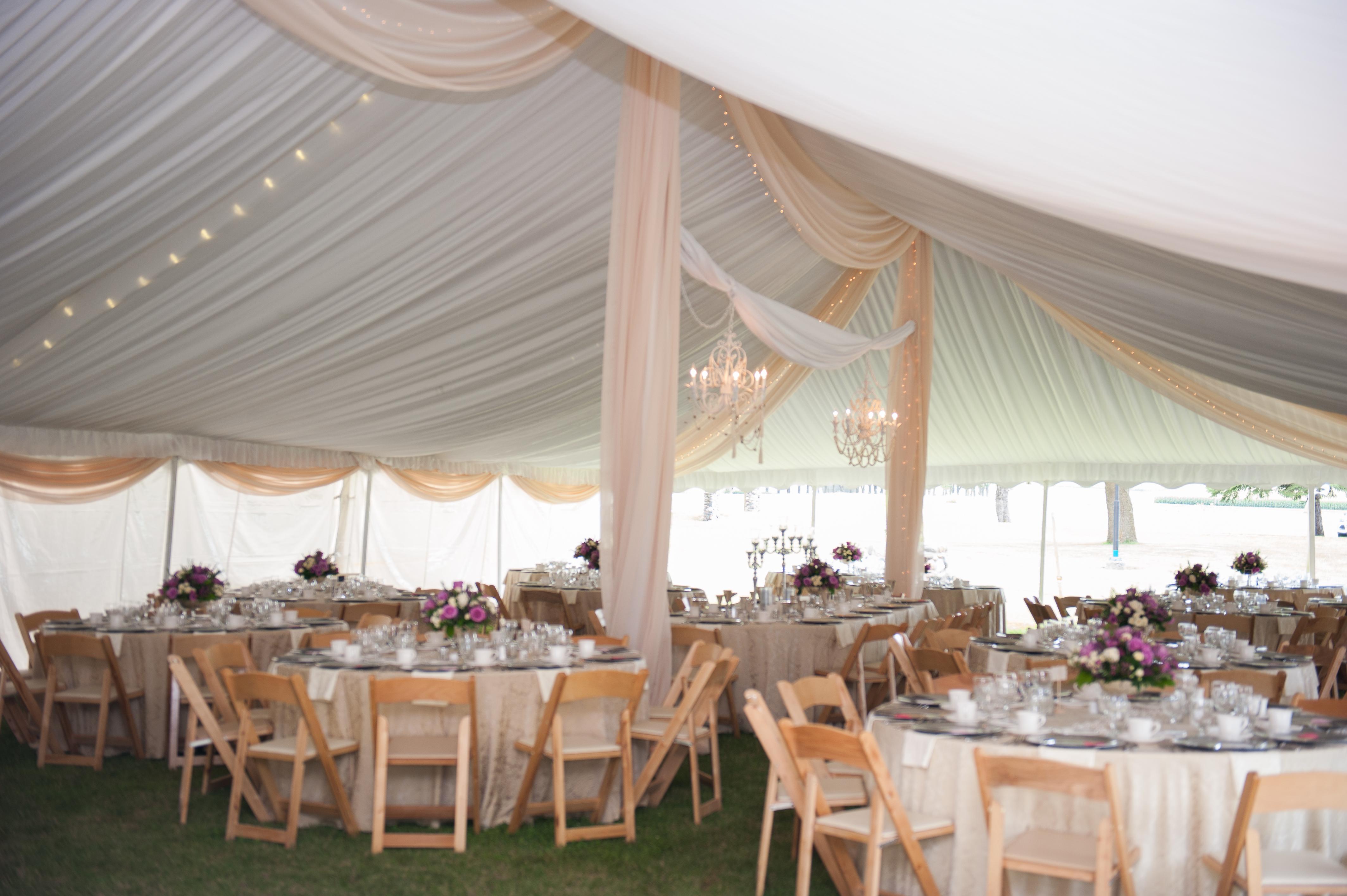Victorian Vintage Tent Wedding - Rent Today! - G & K Event ...