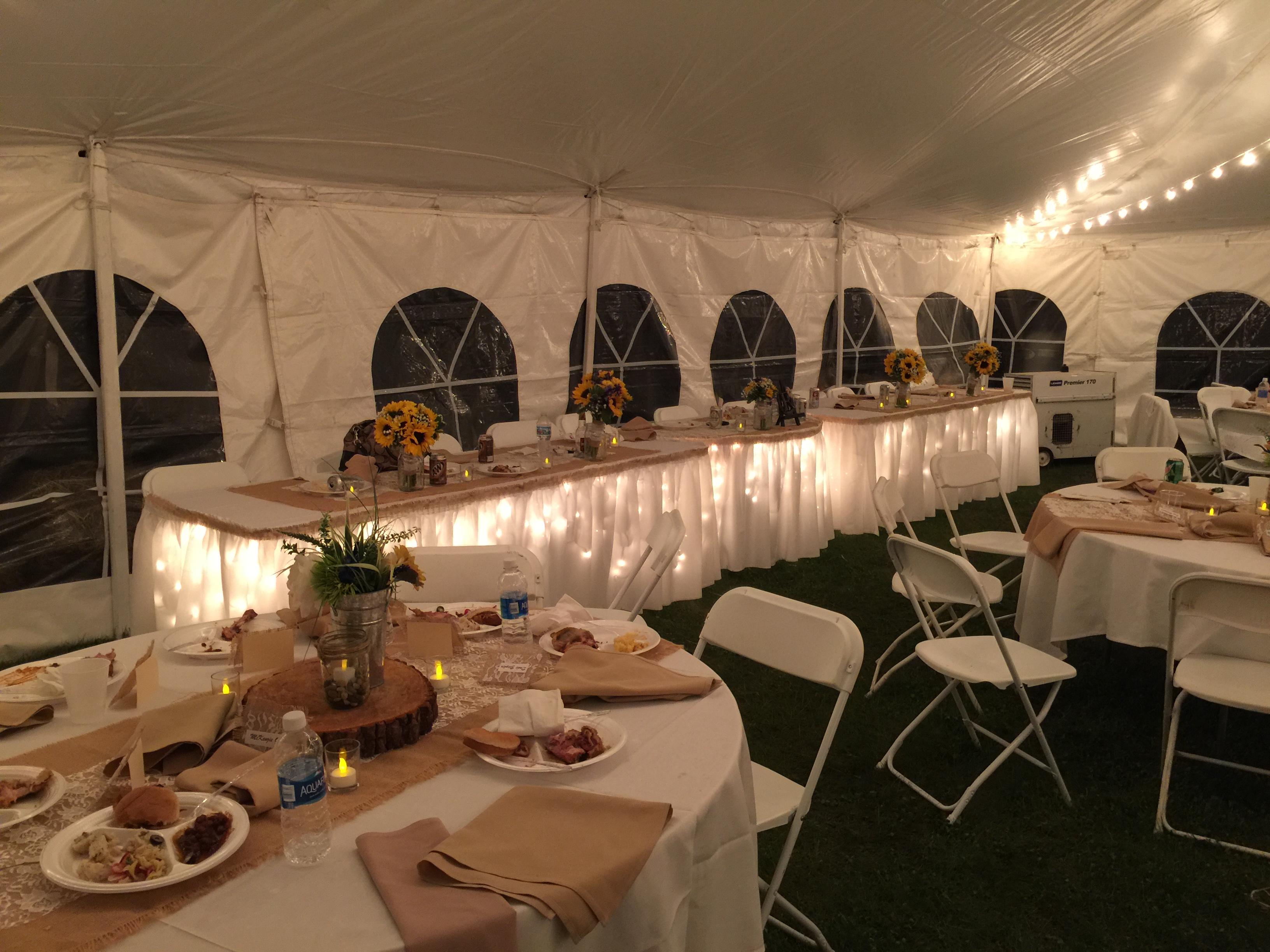 Spring Ranch Wedding - Rent Today! - G & K Event Rentals